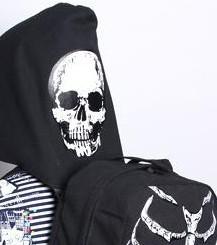Drawing backpack  DB 250-8002-black 250 back hat